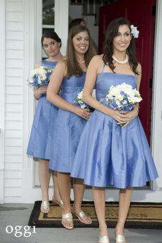Toni Chandler Flowers & Events blue