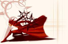 Axel - Organisation XIII ( O///O *nosebleeds*)