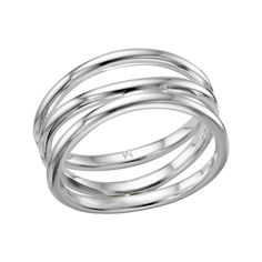 The timeless beauty of this Essentials Infinite Triple Ring should feature in every jewelry collection. Echoing the signature motif of the Infinite… I Love Jewelry, Jewelry Box, Jewelry Rings, Links Of London Rings, Sterling Silver Jewelry, Silver Rings, Silver Jewellery, Watch Engraving, Ladies Of London