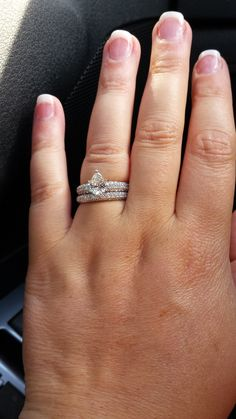 Any Pear Shaped Engagement Rings Out There??   Weddingbee