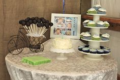 {the farmer's wife}: {vintage bicycle party}