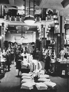 Gerzon in de Kalverstraat (1927)