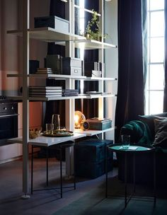 10 Essential IKEA Pieces for Small Living Rooms | Apartment Therapy