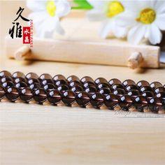 久雅 天然水晶 茶水晶散珠 DIY饰品配件 烟晶 茶水晶半成品 批发