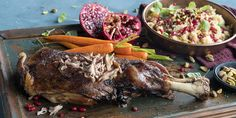 Lamb Recipes, Wine Recipes, Pulled Lamb, Couscous, Pot Roast, Paella, Food To Make, Pork, Turkey