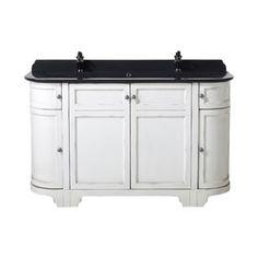 meuble henri ii d tourn en double vasque bricolage meubles pinterest ikea vintage et photos. Black Bedroom Furniture Sets. Home Design Ideas