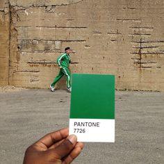 Eye Candy: Paul Octavious & The Pantone Project