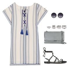 """""""Untitled #2227"""" by n2288851 on Polyvore featuring Lemlem, Forever 21, Rebecca Minkoff, STELLA McCARTNEY and Alice + Olivia"""