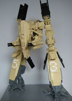 roguetelemetry:  (via Pin by Caleb Prochnow on KITBASH ROBOTS AND CUSTOM ACTION FIGURES | P…)