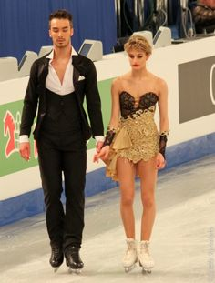 Gabriella Papadakis & Guillaume Cizeron / photo by Emilie Korsakova