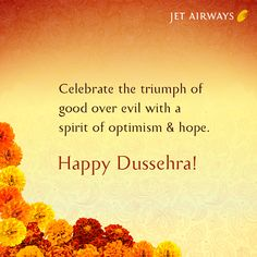 Wishing everyone #HappyDussehra!