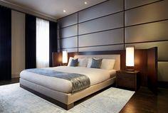 Bedroom by Nitzan Design, photo by Claudia Hehr.