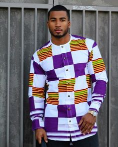 Choosing The Right Men's Leather Jackets – Revival Clothing African Shirts For Men, African Dresses Men, African Attire For Men, African Tops, African Clothing For Men, African Wear, African Style, African Clothes, African Women