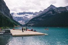 renebhullar:  Lake Louise  Somewhere in Alberta  August 2014