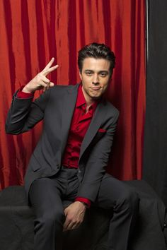 Rob Gorrie of One Life to Live  (Photo Courtesy of Victoria Will / TV Guide Magazine) magazin exclus, guid magazin, photo booth