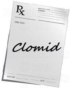 Information about Clomid and its use for PCOS.