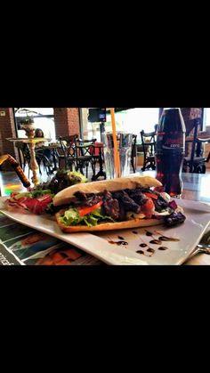 Beef sandviç