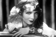 Claudette Colbert in