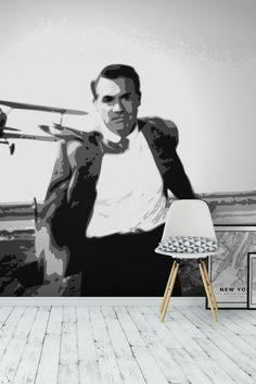 Cary Grant Wall Mural - Wallpaper
