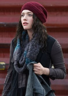 Darcy Lewis portrayed by Kat Dennings