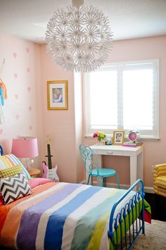 Bright Girl's Room f