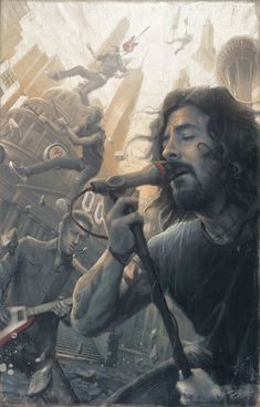 Foo Fighters - For Rolling Stone by Sam Spratt