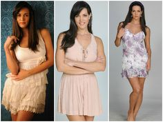 Mónica Spear, quien dio vida a Amanda en Flor Salvaje siempre lució hermosa en cada escena y aquí te tenemos las fotos con sus mejores estilos ¡No te lo pierdas!
