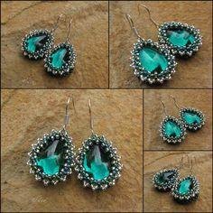 earrings by Elissa