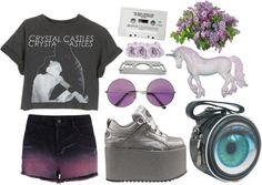 """""""Misunderstood"""" by twisted-candy ❤ liked on Polyvore"""