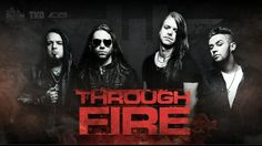 Through Fire have announced they will be joining up for the Generation Doom 2016 Tour along with a great lineup of rock bands including Otep, September Morning, Doll Skin, and select dates with Lac… Best Rock Music, Greatest Rock Bands, Music Love, My Music, Doom 2016, Otep, Music Heals, Metalhead, My Favorite Music