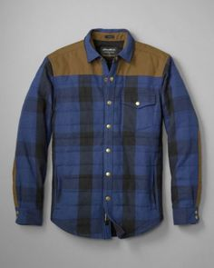 Men's Woodhacker Heavy Twill Shirt Jacket | Eddie Bauer