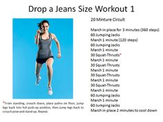 drop a jean size! #thighgap #loseweight