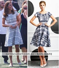 RepliKate of Hobbs Wessex dress