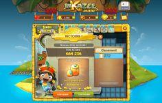 Inkazee deluxe: Monde 2 Niveau Elite score: 664 236. Inkazee deluxe le jeu de match 3 - jeu de puzzle sur facebook https://apps.facebook.com/inkazeedeluxe/