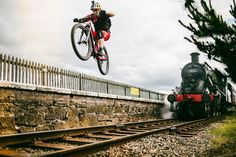 Watch Danny MacAskill tear around rural Scotland in his brand new riding edit, Wee Day Out.