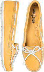 MINNETONKA BOAT MOCCASIN  Womens  Footwear  View All Footwear | Swell.com