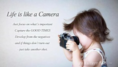 """Life Is Like a Camera"" ;) (via shaymitchell.com)"