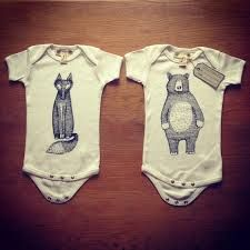 bear bottom organic baby grow - Google Search