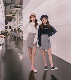 #Icecream12 F/W daily2017 #twinlook