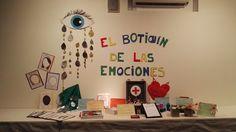 """Exposición """"El botiquín de las emociones"""""""