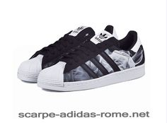 san francisco bed98 a8ece Core Nere Adidas Superstar 80s Cheap Scarpe Donna B26728 (Adidas Nuove)