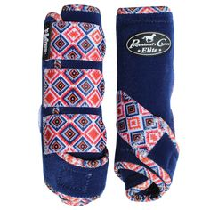 Professional's Choice Elite Sports Medicine Boots 4 Pack w/ Navajo Design