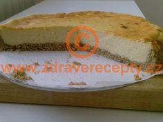 recept Tvarohový koláč