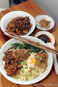 Malaysian Hakka Pan Mee recipe   Travelling Foodies