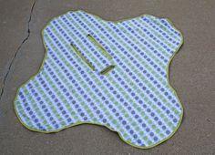 Toad\'s Treasures: Car Seat & Stroller Blanket + Pattern   Make ...