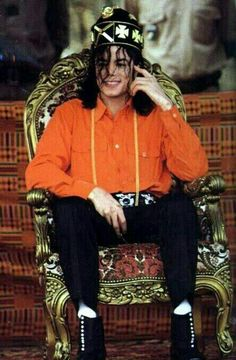 Michael Jackson, Ivory Coast, 1992