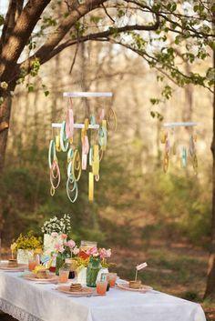 Inspiração casamento no parque | Casamenteiras
