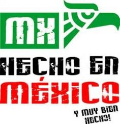 Heche en Mexico, logo for Made in Mexico – Yes, you can buy good furniture in Mexico. In the big cities of Mexico, you will find different furniture stores similar what you see in the US. I think it is always better to buy furniture from the local people here than to import it.