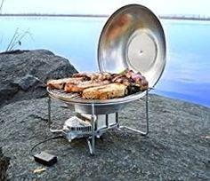 Resultado de imagem para rocket stove and grill