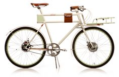 KICKSTARTER – Faraday: The most good looking ultimate electric propelled utility bicycle – cielbleu
